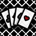 Poker Card Play Diamonds Icon