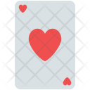 Poker Card Playing Icon