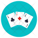 Poker Cards Playing Cards Card Game Icon