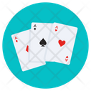 Ace Of Heart Heart Card Gambling Cards Icon