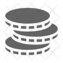 Poker Chip Coin Icon