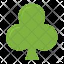 Poker Club Symbol Icon