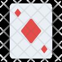 Poker Diamond Icon