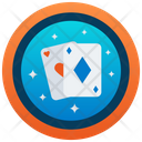 Poker Emblem Icon