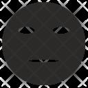 Poker Face Icon