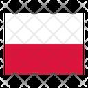 Poland Flag Flags Icon