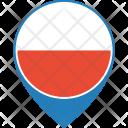 Poland Flag World Icon