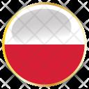 Poland National Holiday Icon