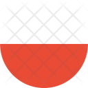Poland Flag World Icon