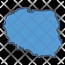 Poland Map Icon