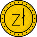 Poland Zloty Icon
