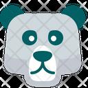 Bear Polar Icon