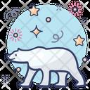 Polar Bear Marine Mammal Hypercarnivorous Icon