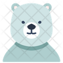 Animal Creature Polar Icon