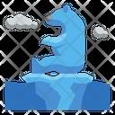 Polar Iceberg Polar Iceberg Icon