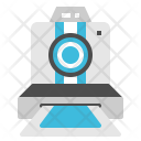 Polaroid camera Icon