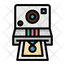 Polaroid Camera Picture Icon