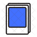 Polaroid Frame Icon