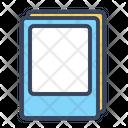 Polaroid Frame Icon