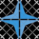 Pole Star Christmas Icon