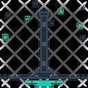 Pole Column Pillar Icon
