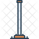 Pole Column Pillar Icon