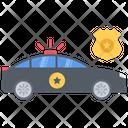 Flasher Car Law Icon