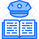 Police Academy Book Icon