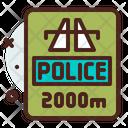 Police 2000 M Icon