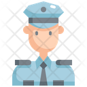 Police Avatar User Icon