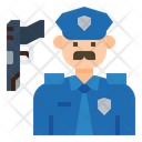 Ipolice Police Policeman Icon