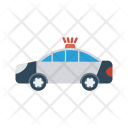 Police Car Security Icon
