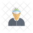 Police Officer Guard Icon