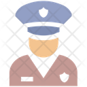 Avatar Police Police Officer Icon