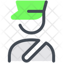 Control Customs Police Icon