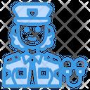 Police Avatar Occupation Icon