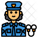 Police Avatar Occupation Icon