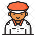 Police Policeman Security Icon