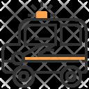 Police Auto Automobile Icon