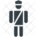 Police Officer Uniform Icon