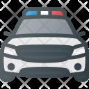 Police Cop Car Icon
