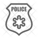 Law Security Protection Icon
