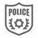 Policeman Officer Cop Icon