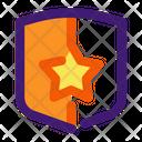 Police Badge Law Icon