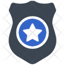 Badge Police Sheriff Icon