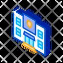 Build Construction Department Icon