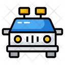 Police Car Cop Police Vehicle Icon