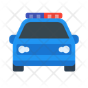 Car Flasher Guard Icon