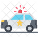 Police Car Vehicle Police Icon