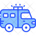Swat Car Police Icon